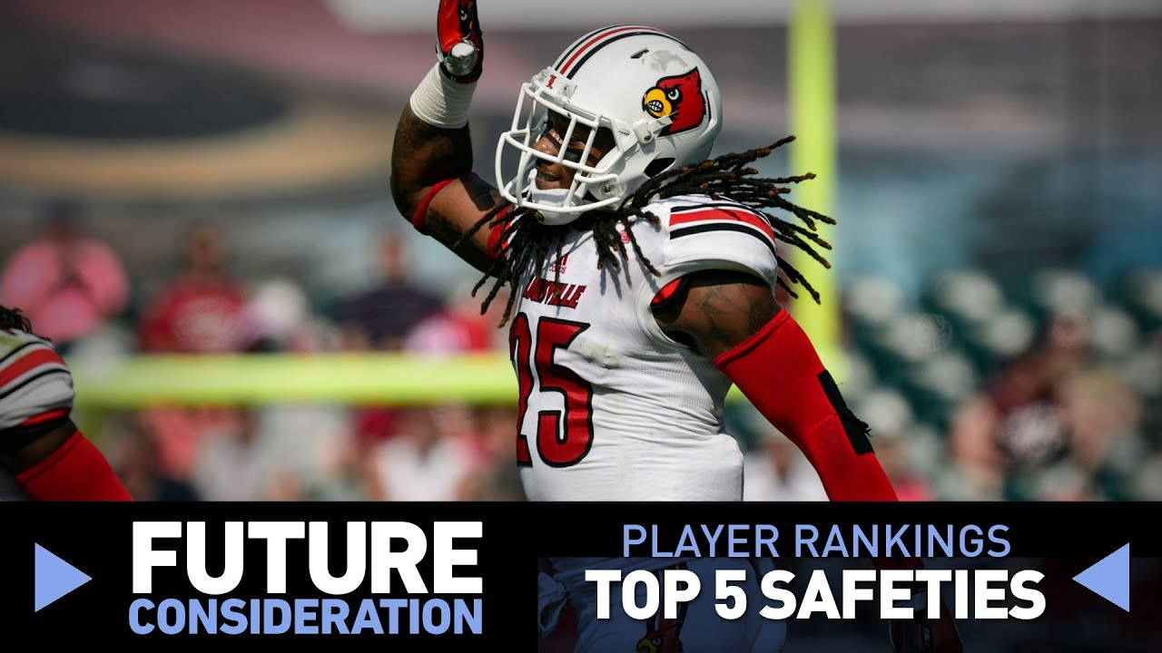 2014 NFL Draft: Safety rankings and analysis (Future Consideration) thumbnail