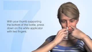 How to Use Nasal Sprays Properly