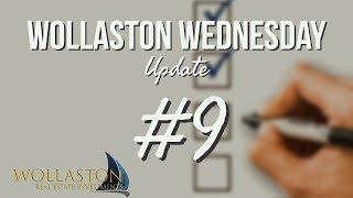 WOLLASTON WEDNESDAY #9: CHECKLIST TIME! 180 N. Warren Ave.