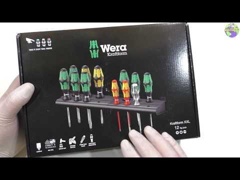 Wera Kraftform XXL Unboxing | HD+ | Deutsch