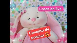CONEJITA DE PASCUA FACIL Y RAPIDO. PASO A PASO. EASY DIY