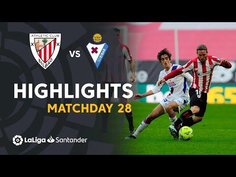 ⚽ HIGHLIGHTS I Athletic Club 1-1 SD Eibar I LaLiga 2020-21 Matchday 28