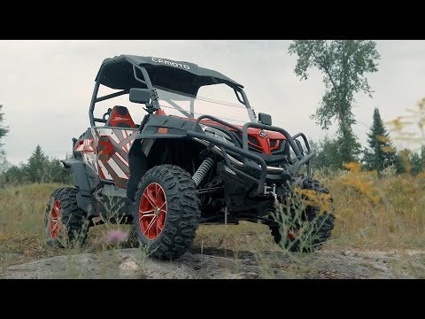 2019 CFMOTO ZForce 800 Trail in Monroe, Washington - Video 2