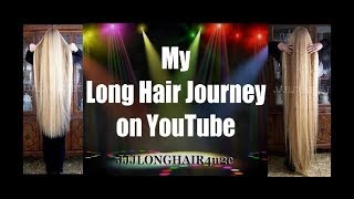WELCOME to my Long Hair Channel!