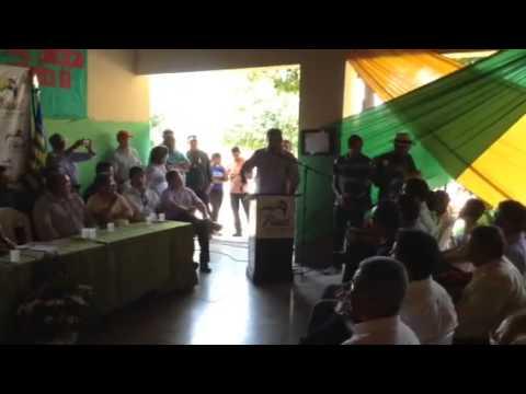 Discurso do vice-governador Zé Filho em Alto Longá dia 31/1