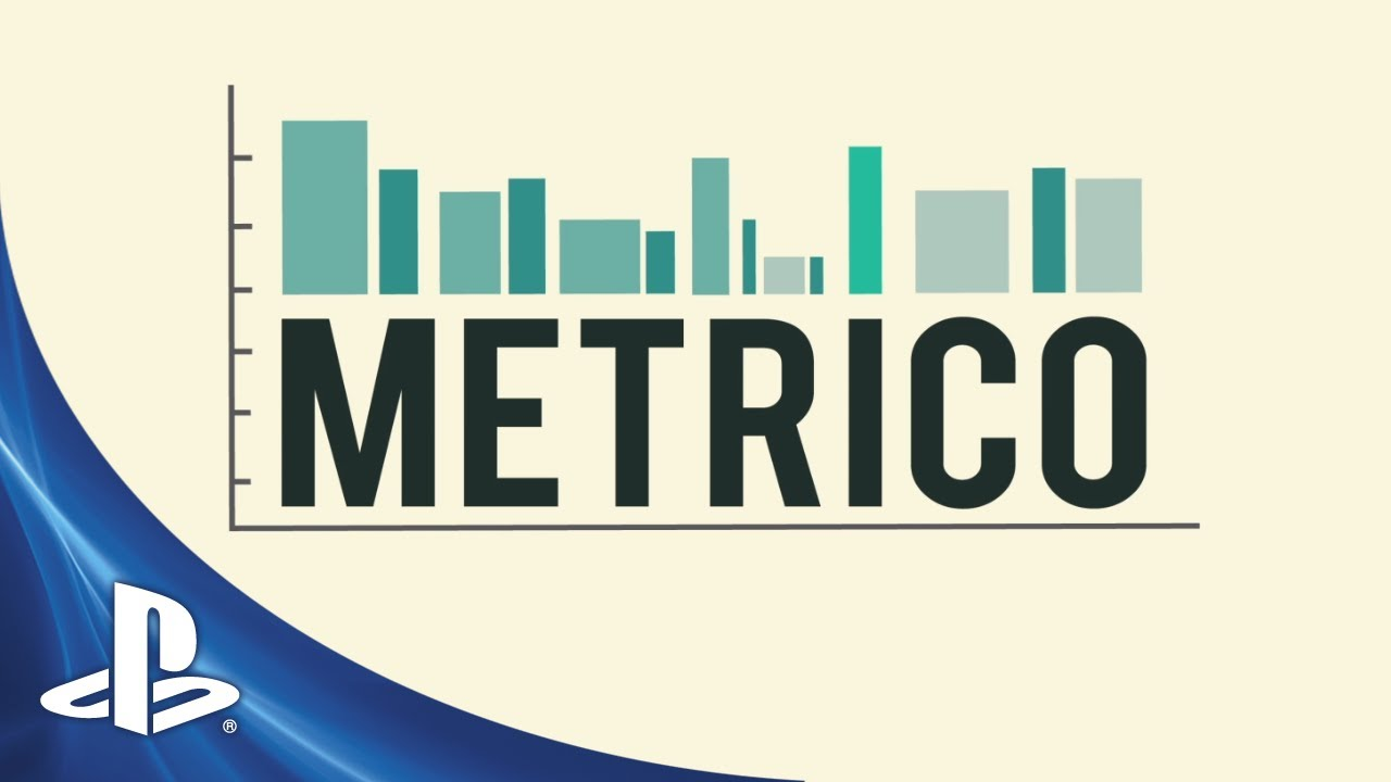 Announcing Metrico, a New PS Vita Pub Fund Exclusive