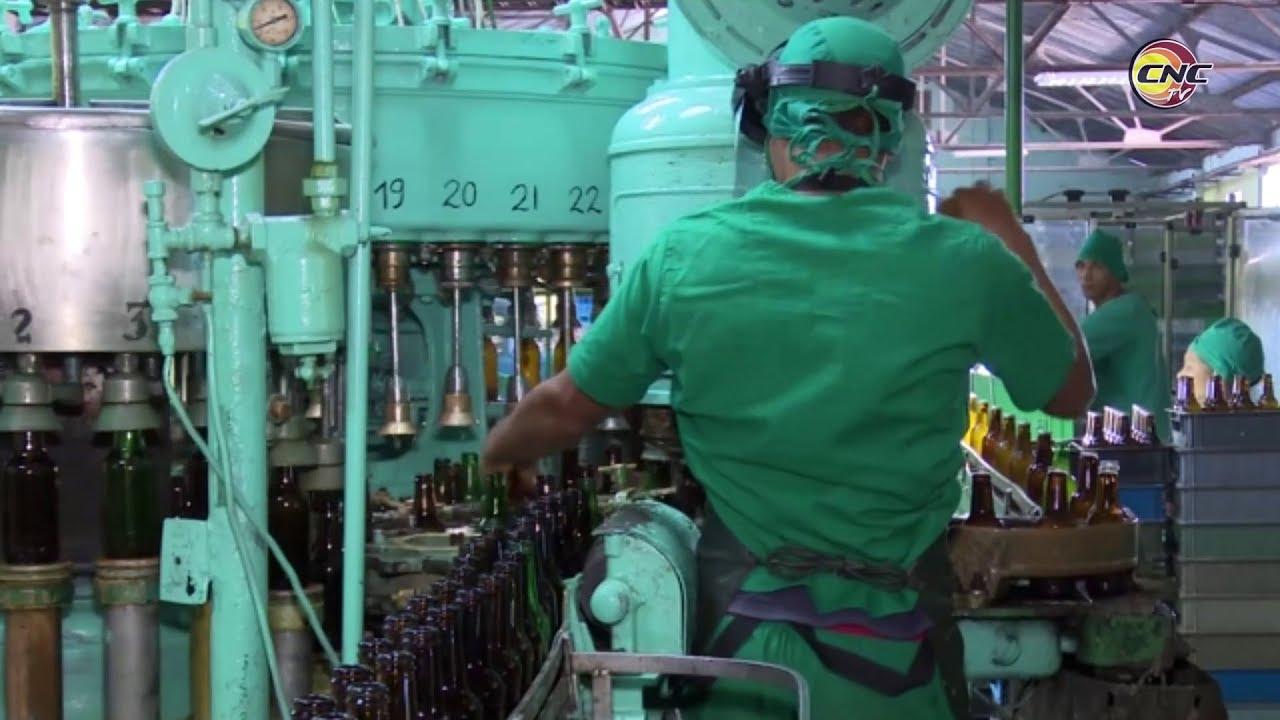 Apuesta Empresa de Bebidas y Refrescos en Granma por diversificar surtidos y potenciar productos para la exportación
