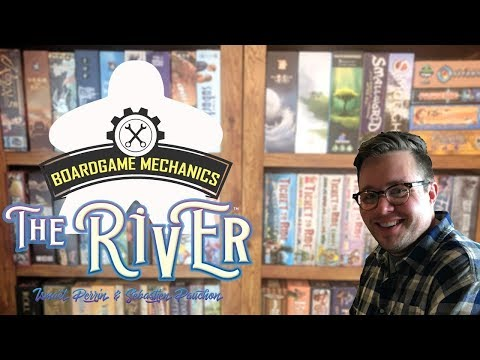Joel's Cardboard Corner: The River