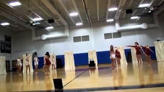 "2014  Dance Team -""Rumor Has It""- Salisbury HS"