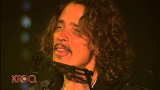 Chris Cornell - Doesn't Remind Me - KROQ Almost Acoustic Xmas