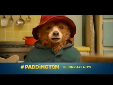 Paddington (UK TV Spot 'Get Stuck In')