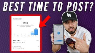 Best Time To Post On Instagram In 2020 Revealed | More Likes And Engagement