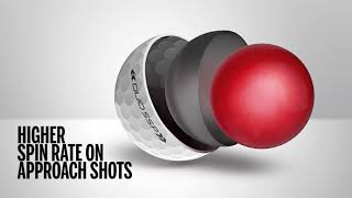 Wilson Staff DUO Soft Spin Golf Balls - Personalized-video