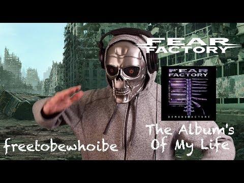 Fear Factory – Demanufacture (Classic Metal Album Review/Reaction)