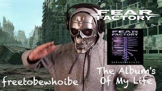 Fear Factory - Demanufacture (Classic Metal Album Review/Reaction)