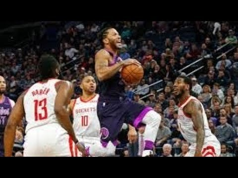 Minnesota Timberwolves vs Houston Rockets NBA Full Highlights (14th February 2019)