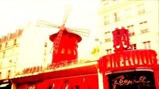 Z EDMUNDEM po PARYŻU – Moulin Rouge, skrzypce oraz Lasek Buloński
