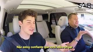Shawn Mendes No Carpool Karaoke Com James Corden [Legendado]