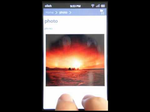 Video of Onote