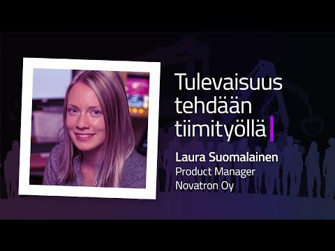 TULEVAISUUS TEHDÄÄN TIIMITYÖLLÄ thumbnail