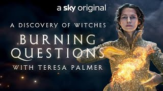 Teresa Palmer Answers Your Burning Questions