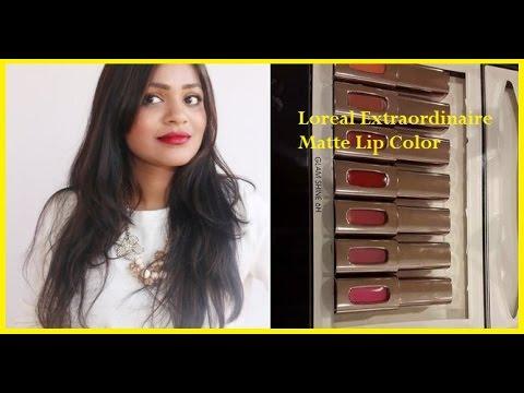 Colour Riche Matte Lip Liner by L'Oreal #9