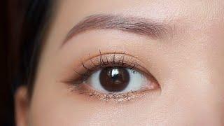 NATURAL BROWN EYE MAKEUP   TRANG ĐIỂM MẮT TONE NÂU TỰ NHIÊN   Chanchan Eyemakeup