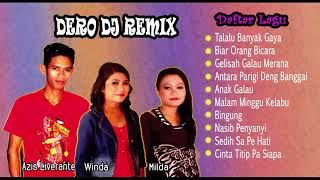 DERO DJ REMIX [FULL ALBUM]