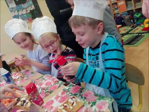 Warsztaty kulinarne w oddziale przedszkolnym 0a