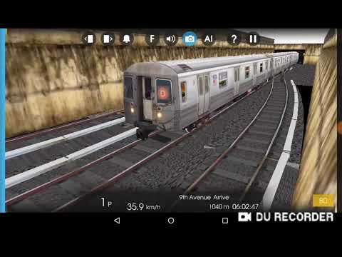 Hmmsim VR special!- First 7 trains to 34th street - смотреть