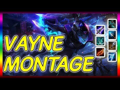 Vayne Montage | Best Vayne Plays of 2019 | League of Legends - #1