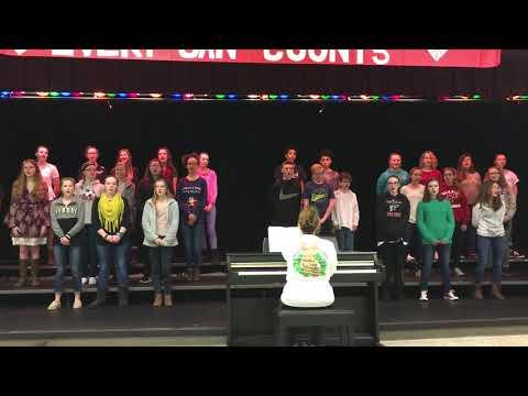 DMS 8th grade Choir