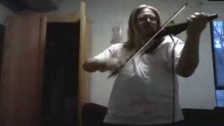 Vodka violin cover