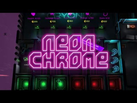 Neon Chrome Steam Key GLOBAL - 1
