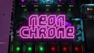 Neon Chrome Deluxe Edition video