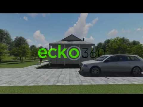 3D walk through video 4 custom interior