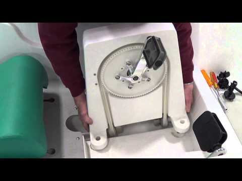 Remove Drive Unit and Seat (Part 1 of 8)