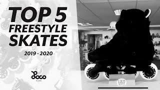 Top 5 Freestyle Skates 2019/20 | LocoSkates