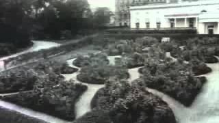 """The White House Gardens & Grounds: """"Rose Garden"""""""
