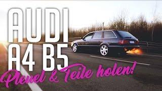 JP Performance - Audi A4 B5   Pleuel & Teile holen!