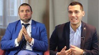 Дмитрий ПОТАПЕНКО - Бизнес дебаты (vs. Олег Карнаух): Стоит ли предпринимателю идти в политику?
