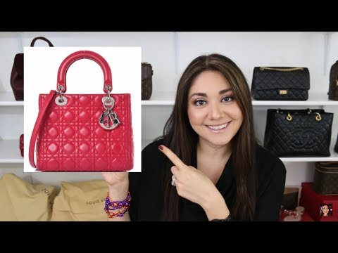 Lady Dior | Handbag Of The Week | Minks4All