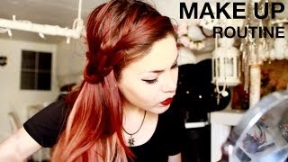 Le Happy- My Make Up Routine