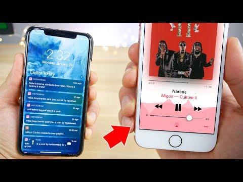 10 Dope New iPhone X & iOS 11 Tweaks!