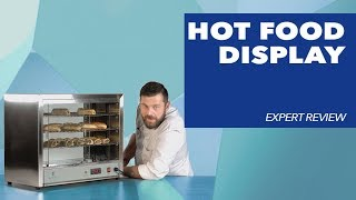 Hot Food Display - 64cm