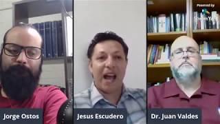 Charla literaria con el Dr. Juan Valdés sobre su obra «¿Cómo pensar?».