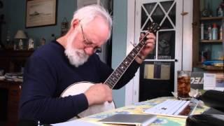 Thirteen Below Rusty String Banjo