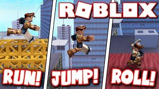 BECOMING THE BEST PARKOUR MASTER!! (Roblox)