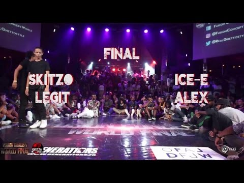 Skitzo & Legit VS Alex &…