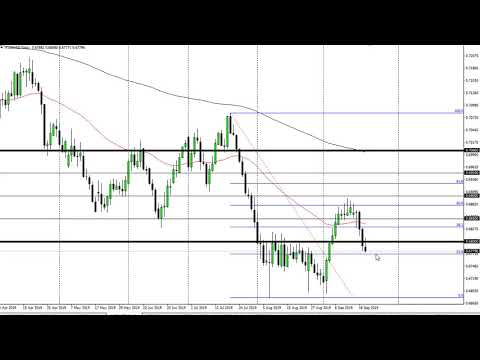 AUD/USD Technical Analysis for September 23, 2019 by FXEmpire